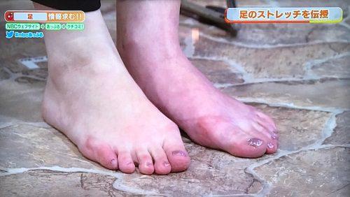足の運動効果