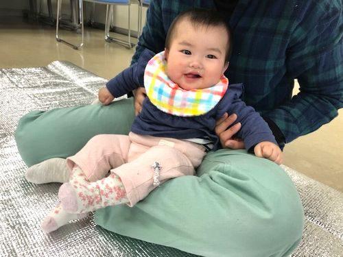 赤ちゃん 整骨院