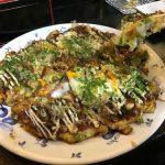 長崎市上戸町のお好み焼き「福ちゃん」