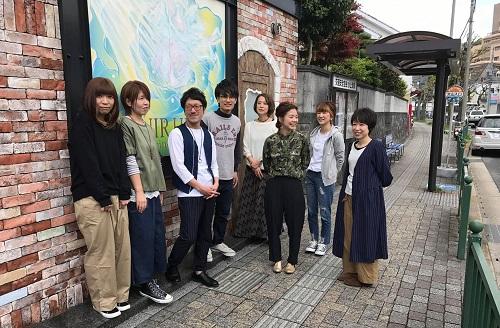 長崎市の美容師