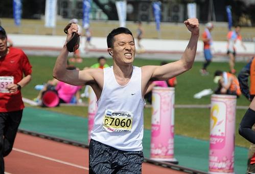 佐賀県桜マラソン