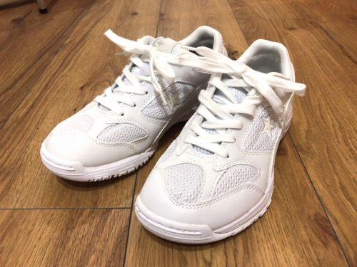中学生の通学靴