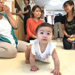 「雲仙市さとう助産院」での足育講座