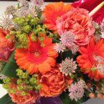 新戸町のお花屋さん「ブルフラワー」