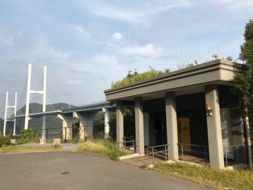 女神大橋駐車場