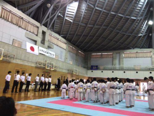 長崎市の空手教室