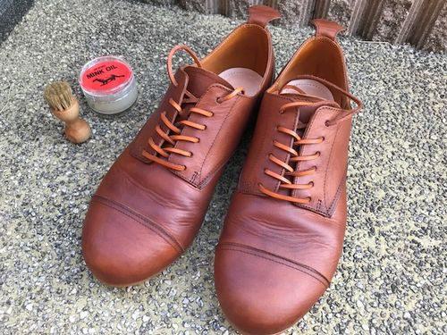革靴boomer