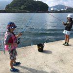 子供が喜ぶ夏の五目釣り