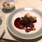 ずっと行きたかったフレンチレストラン「厨房北川」