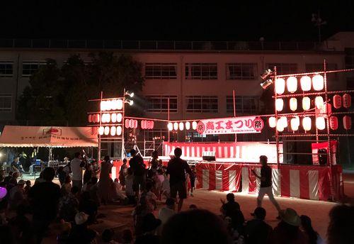 商工夏まつり長崎市