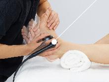 捻挫の治療