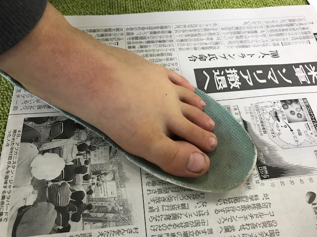 高島幼稚園足育講座 (7)