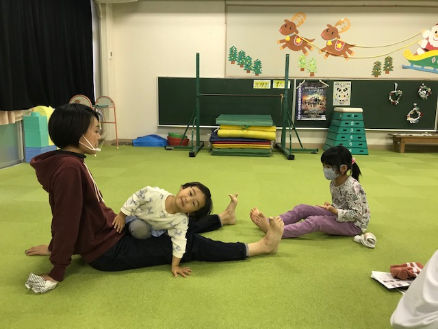 高島幼稚園足育講座 (6)