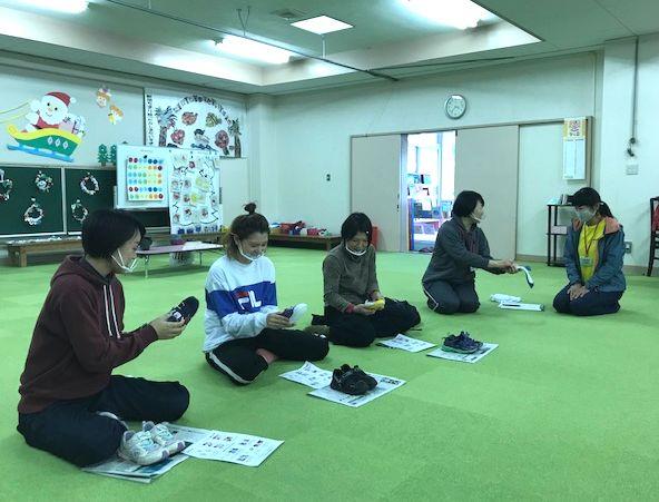 高島幼稚園足育講座 (3)
