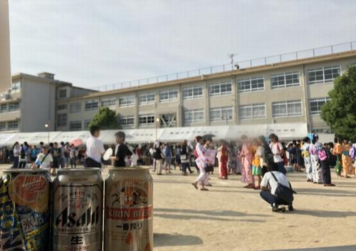 戸町夏祭り