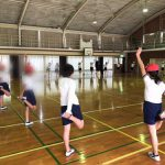 アスレティックトレーナーによる子どもの体力向上事業