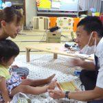 【南島原市】深江保育園の足育講座でお話ししました。