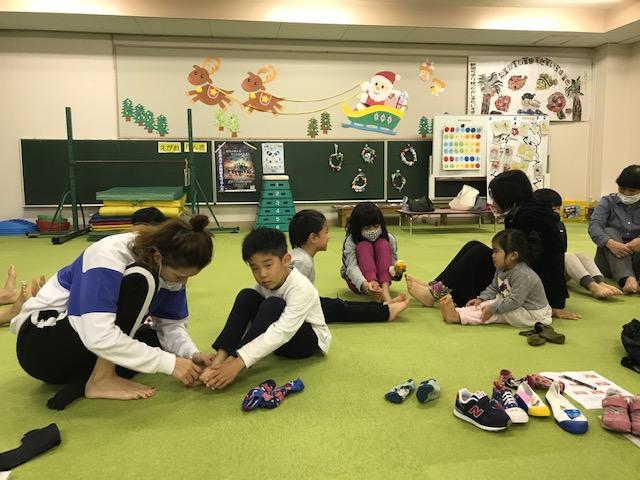 高島幼稚園足育講座 (5)