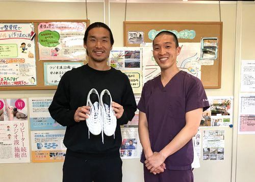 Vファーレン角田誠選手